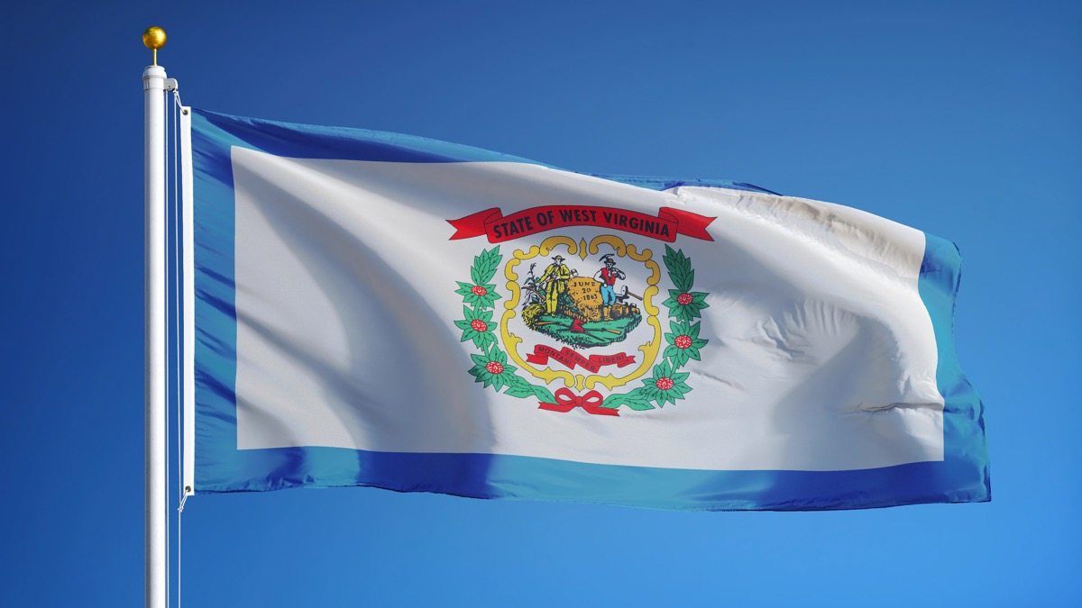 west virginia state flag facts