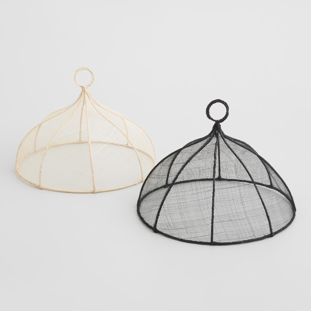 World Market Wire Mesh Domes