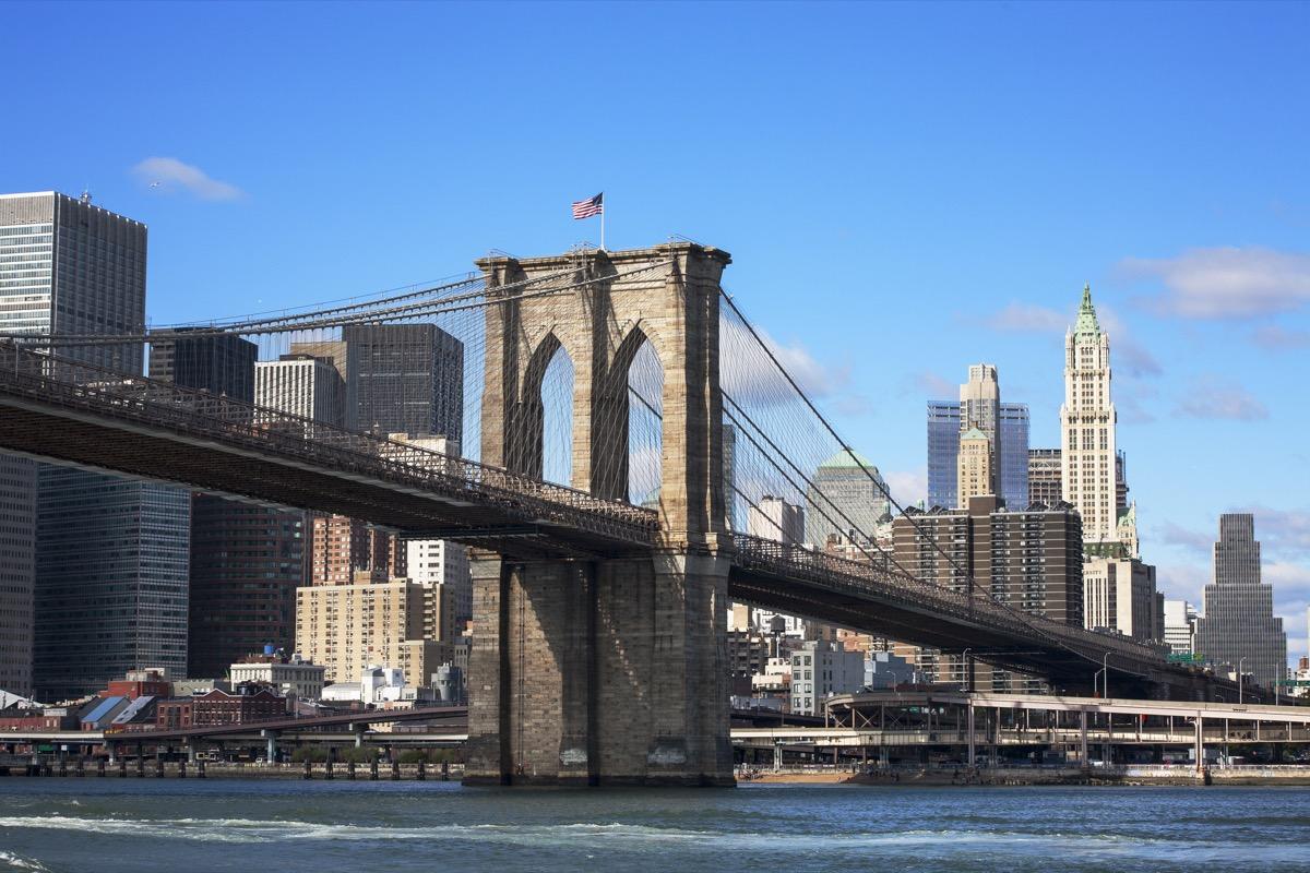 Brooklyn Bridge Secret Spaces in Landmarks
