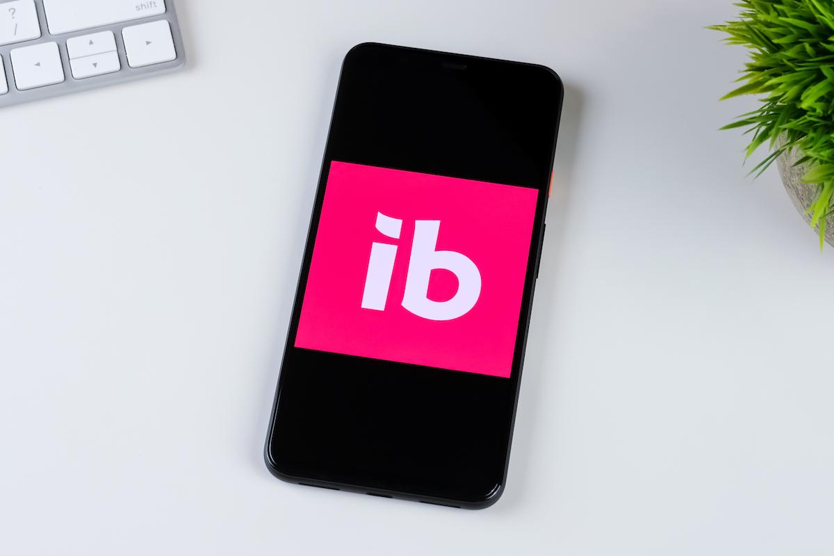 Ibotta app logo