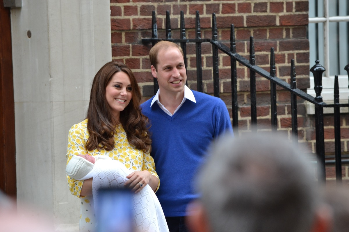 Prince George Introduced to world by Prince William and Kate Middleton, surprising prince William facts
