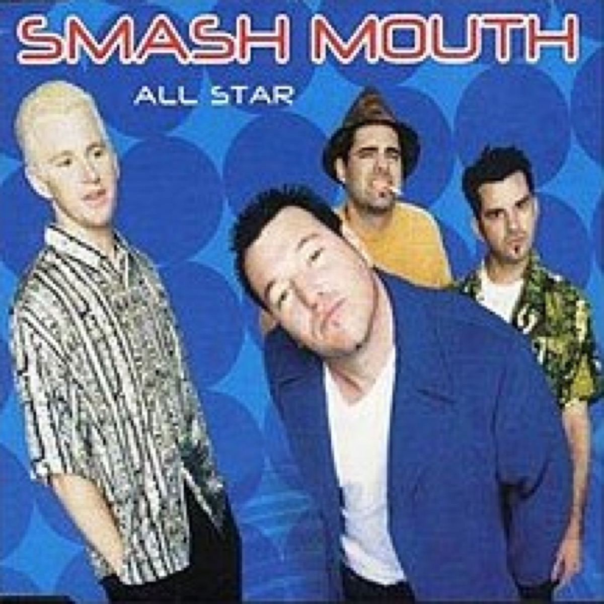 """""""all star"""" cover"""