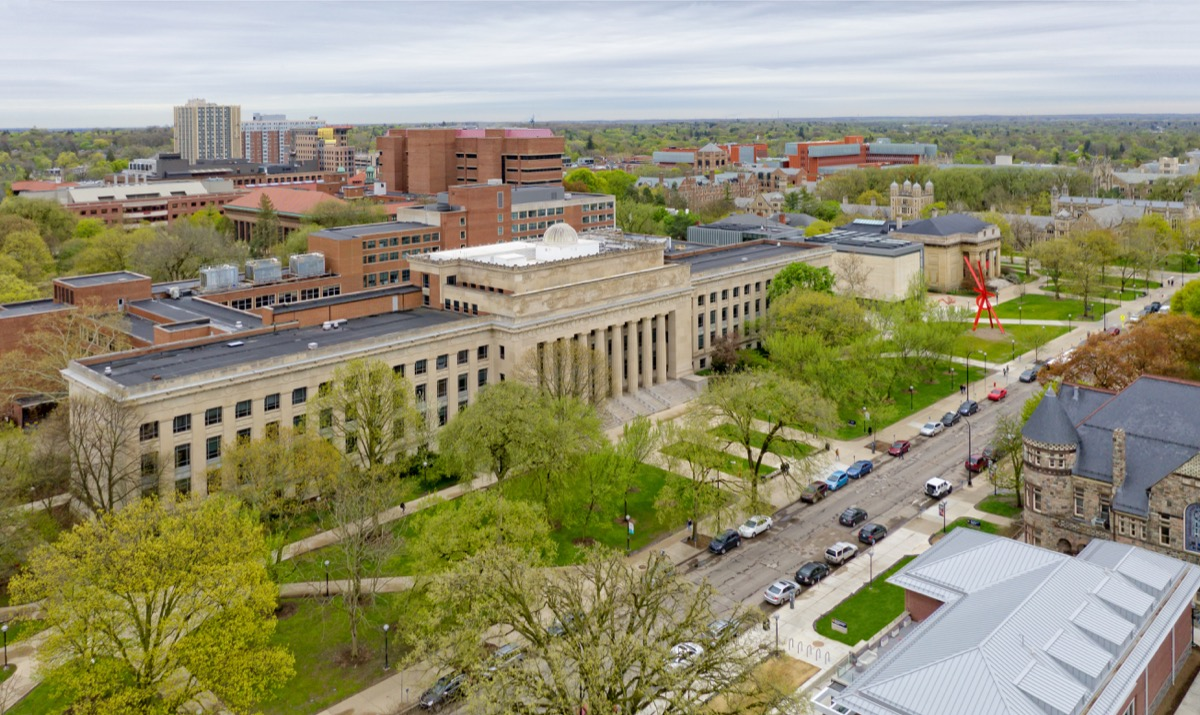 ann arbor michigan best and worst places in the U.S. to be LGBTQ