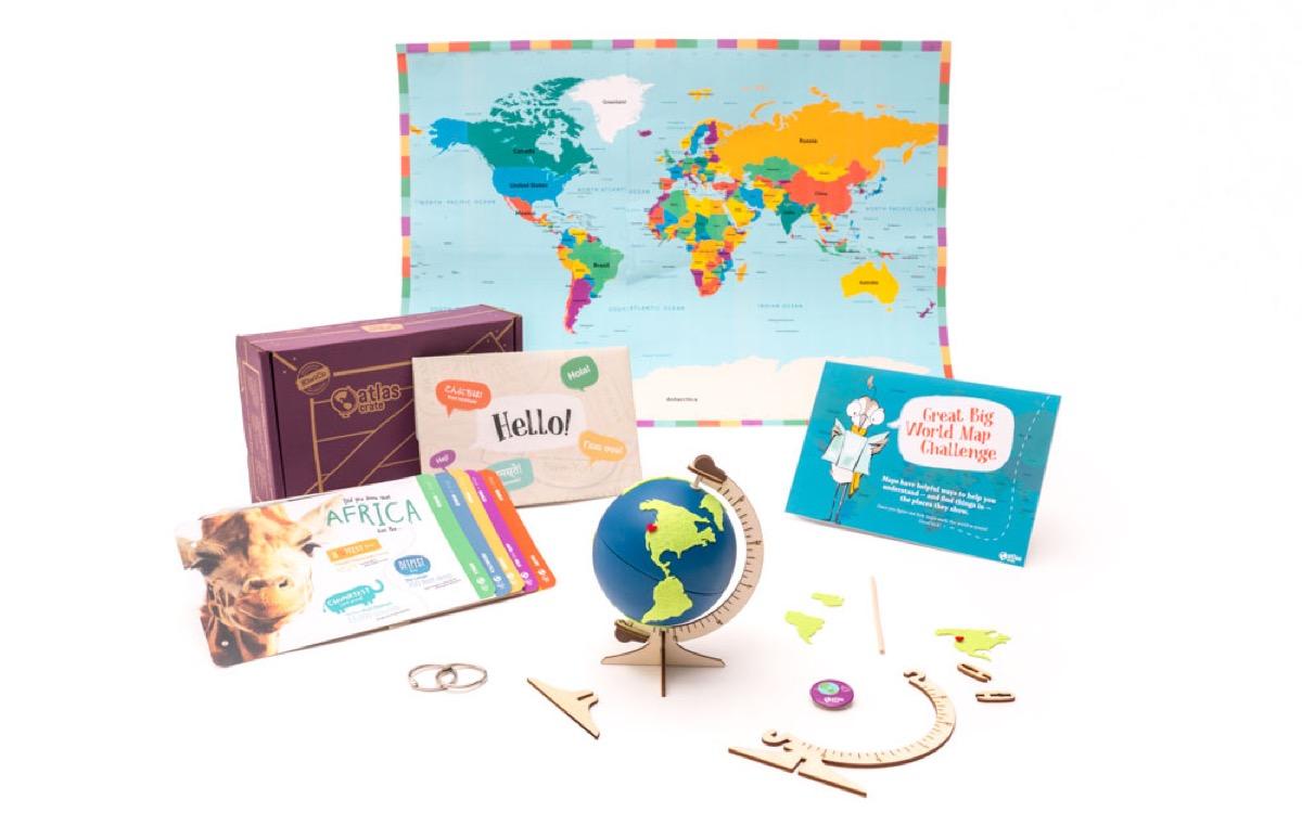 atlas world kiwico crate subscription box