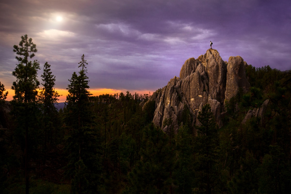 black hills national forest south dakota rock climbing fun things to do in every state this summer