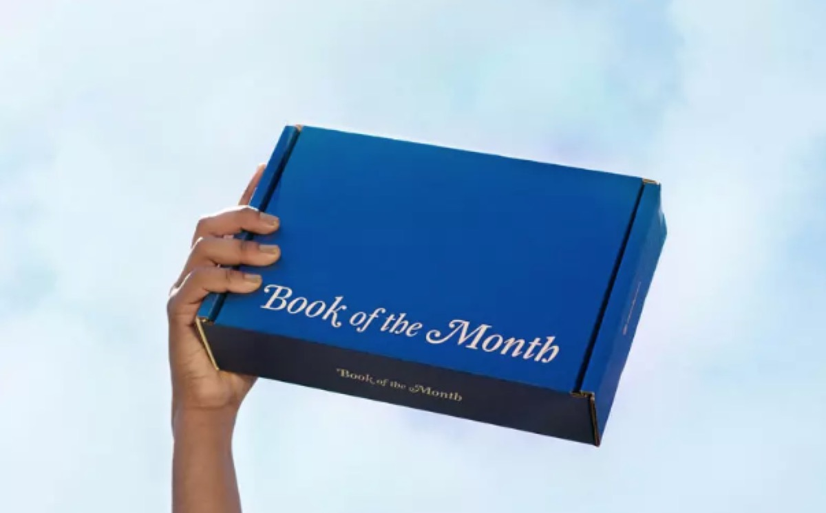 book of the month subscription service, subscription boxes