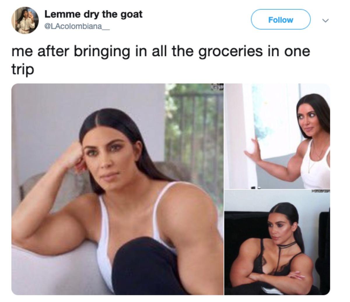 buff kim kardasian, 2019 memes