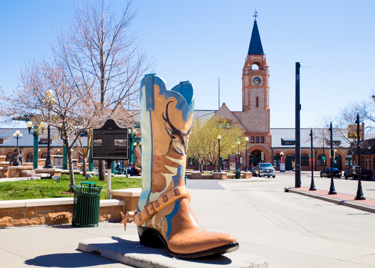 cheyenne wyoming best and worst places in the U.S. to be LGBTQ