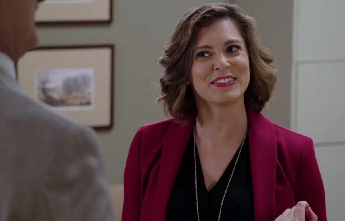"""Rebecca in the show """"crazy ex girlfriend"""""""