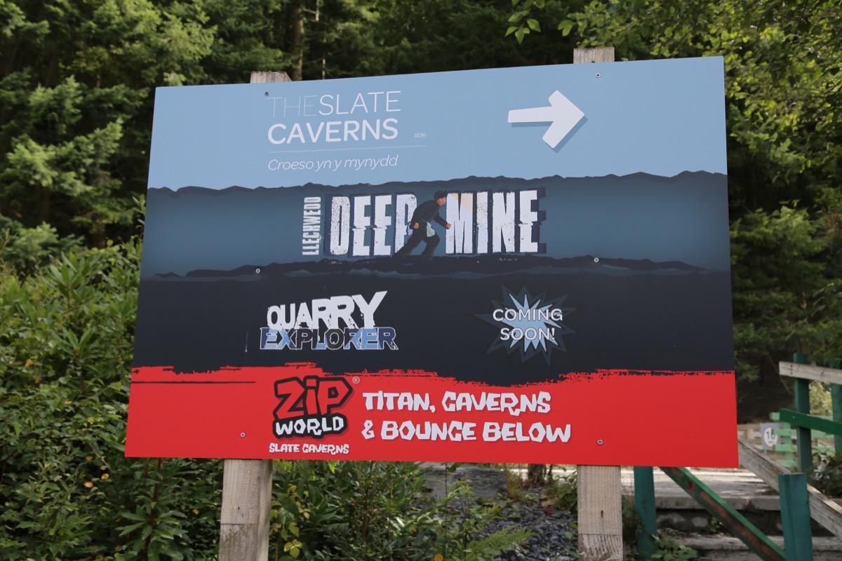 deep mine cavern