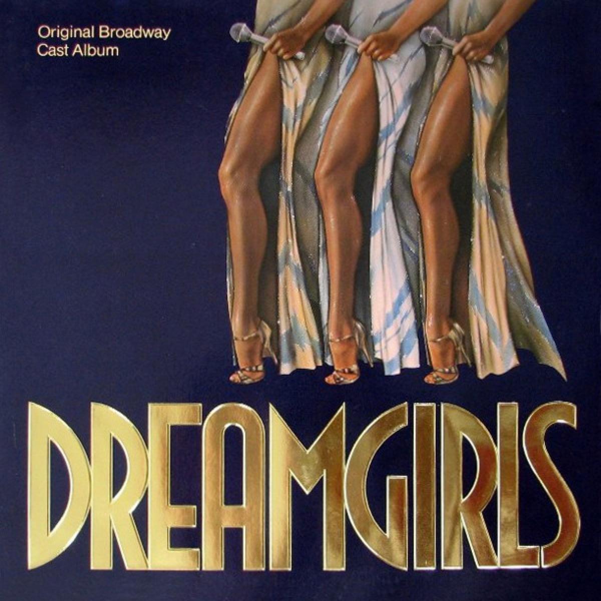 dreamgirls recording broadway, broadway tickets