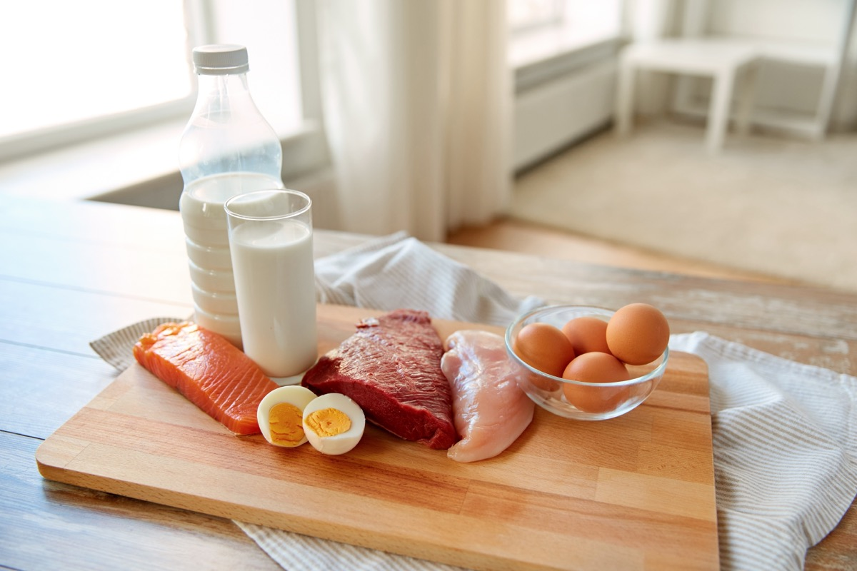 eggs salmon milk and chicken, healthy sex after 40