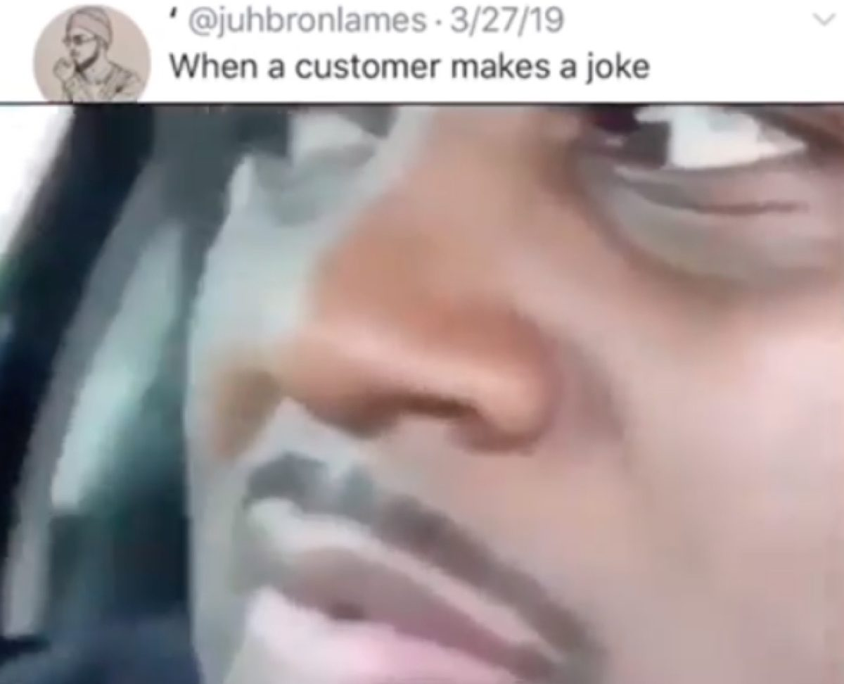 fake laughing meme, 2019 memes