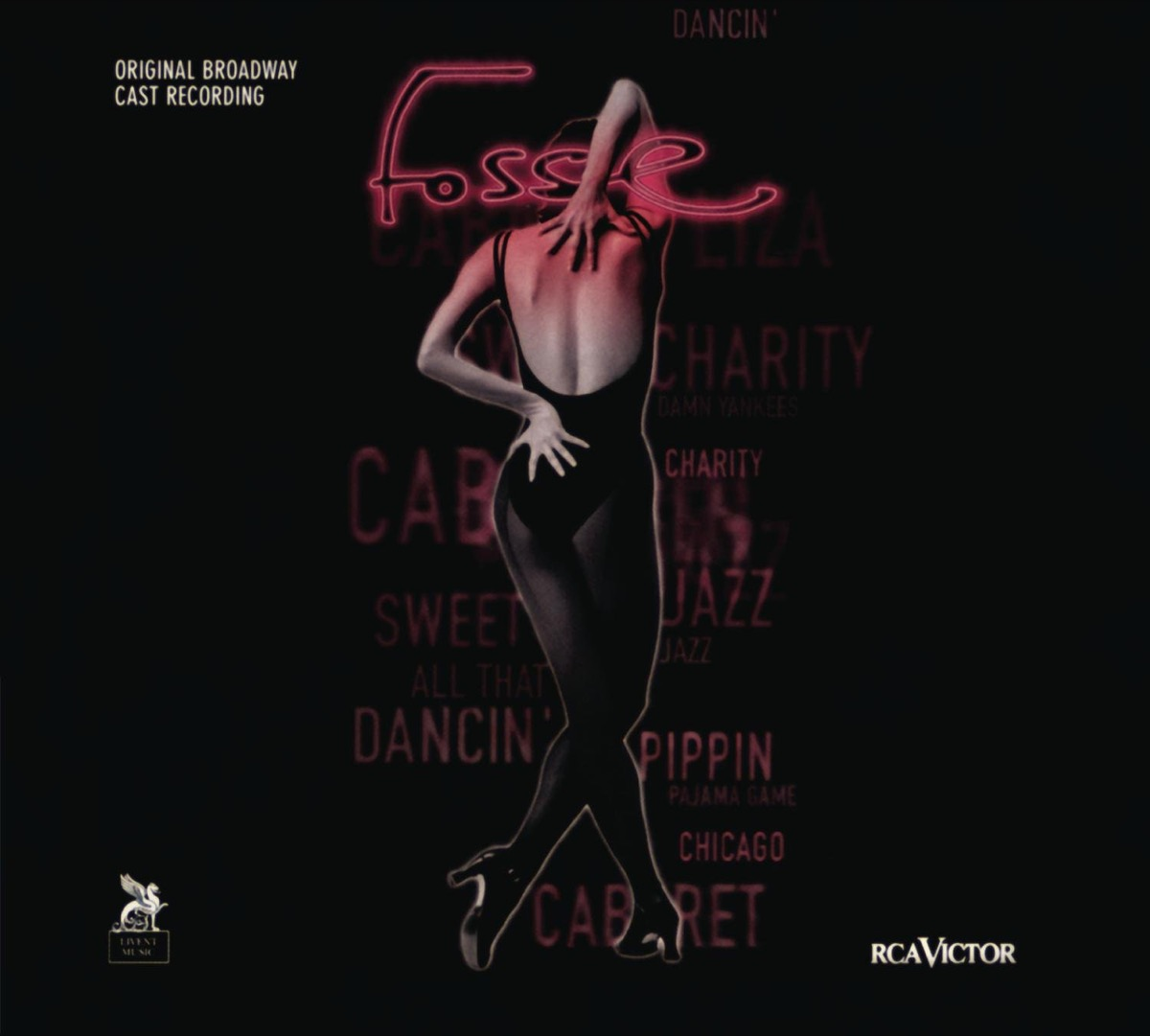 the original soundtrack recording of fosse on broadway