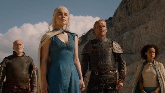 Game of Thrones Season 4 Unique College Courses