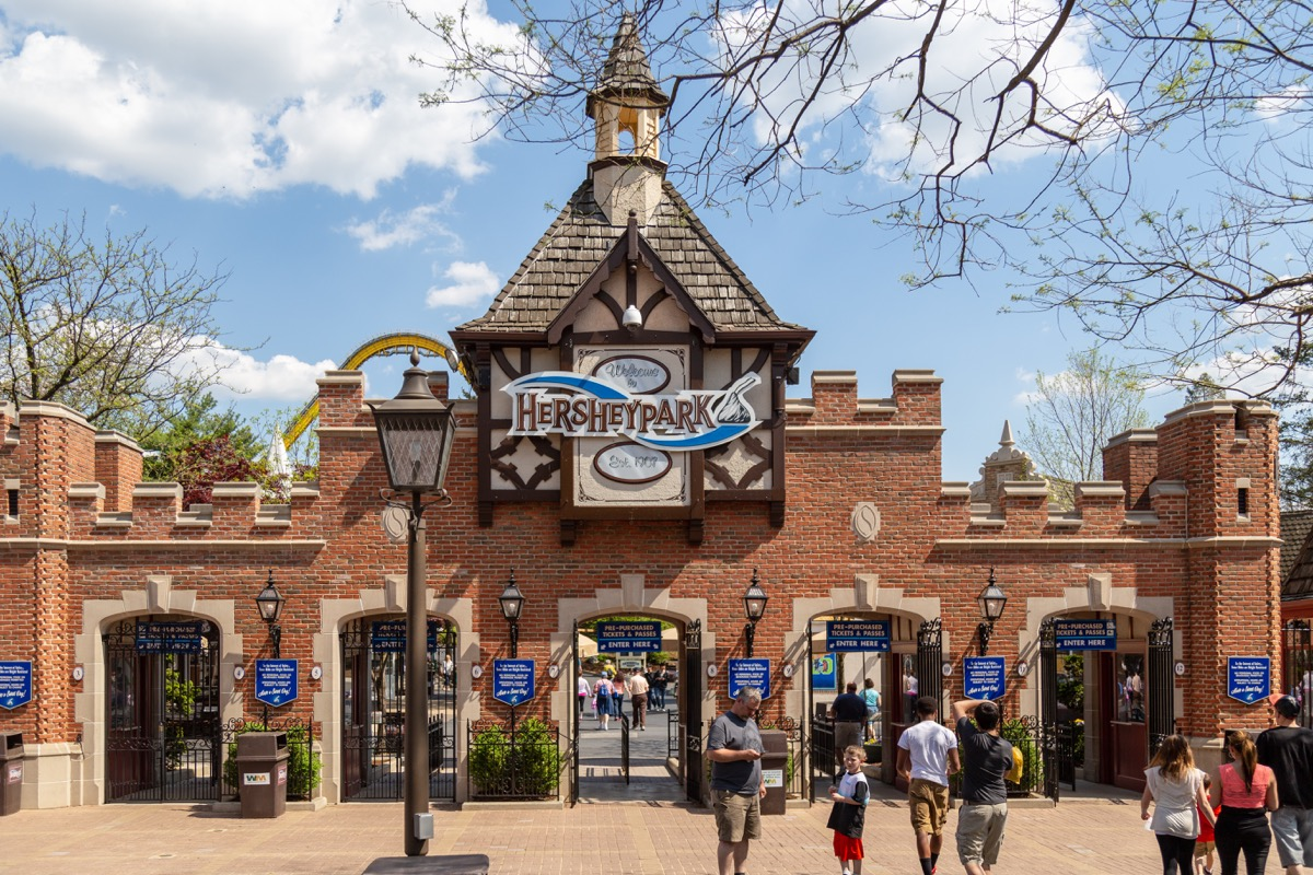 hersheypark pennsylvania fun things to do in every state this summer