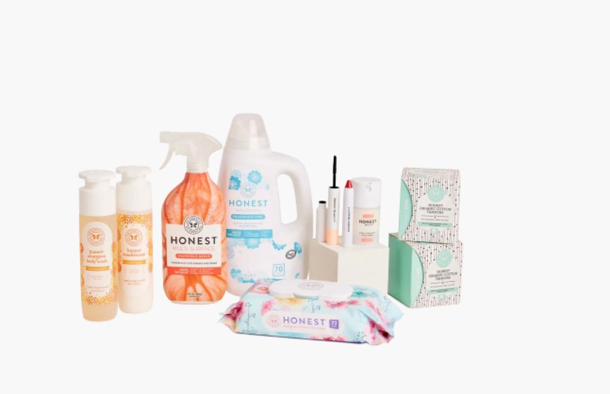 honest home essentials bundle, subscription boxes