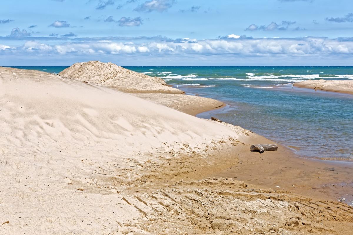 indiana dunes national lakeshore state natural wonders