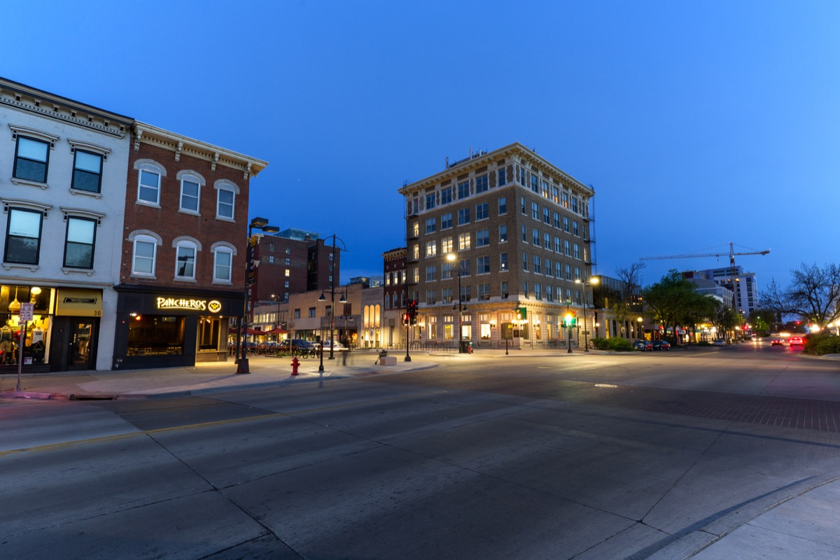 iowa city, iowa best and worst places in the U.S. to be LGBTQ