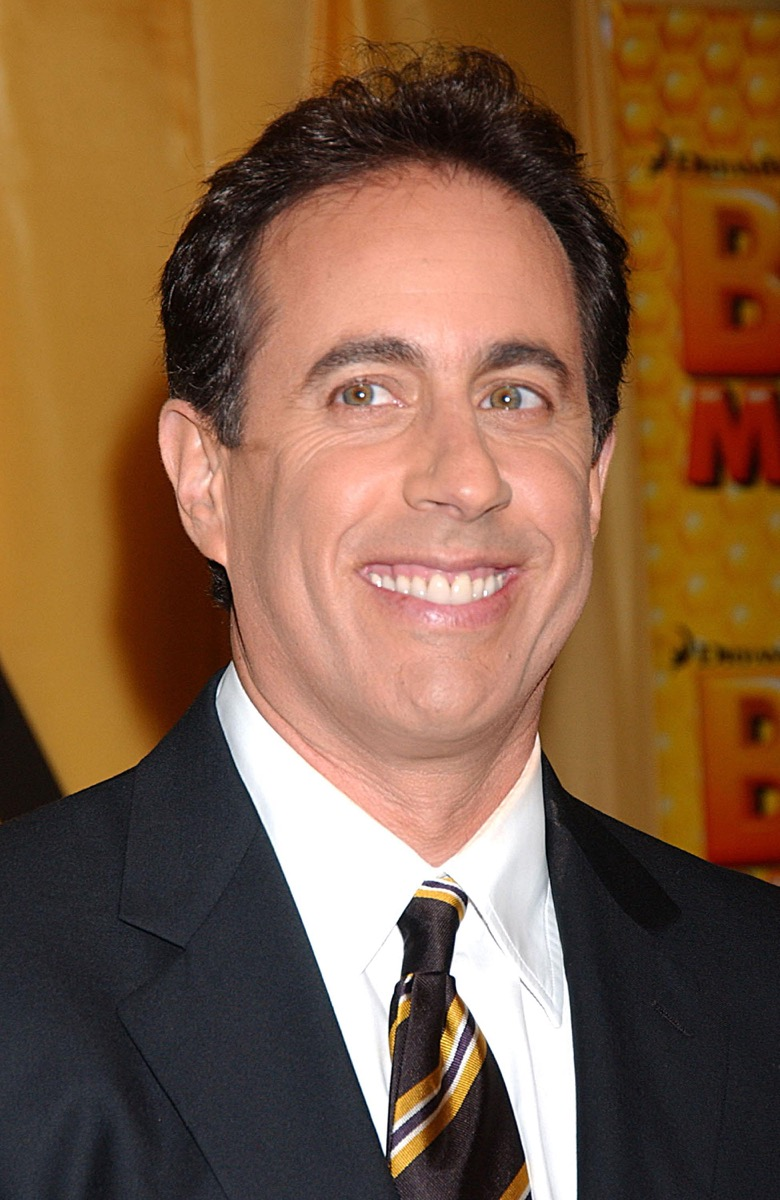 jerry seinfeld press photos, father quotes