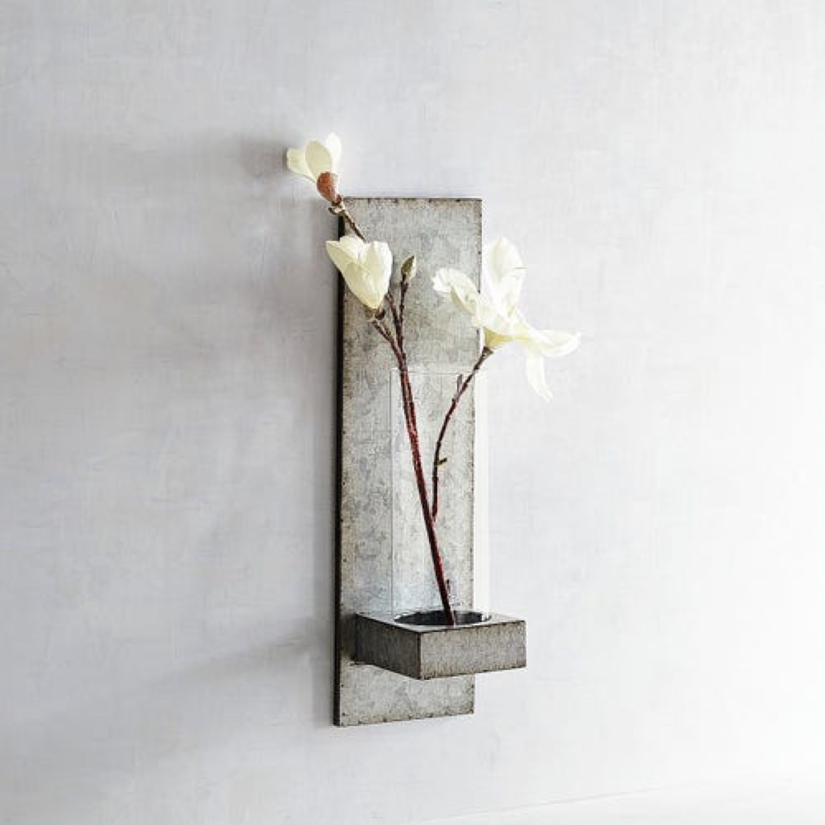 joanna gaines hanging flower vase scone