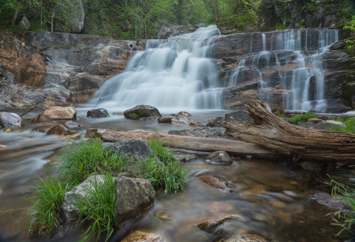 kent falls connecticut state natural wonders