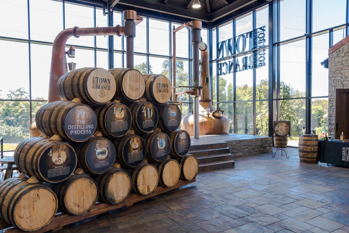 kentucky bourbon trail fun things to do in every state this summer