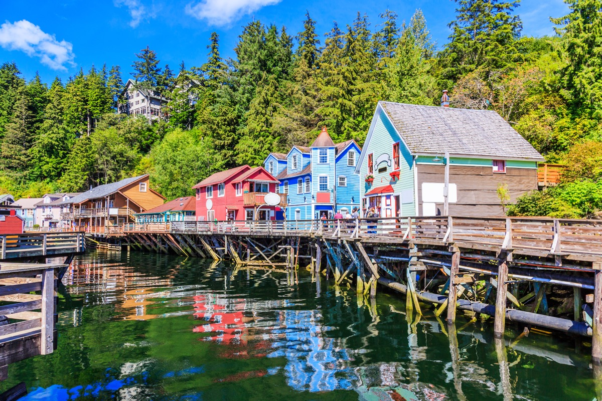 ketchikan alaska best and worst places in the U.S. to be LGBTQ