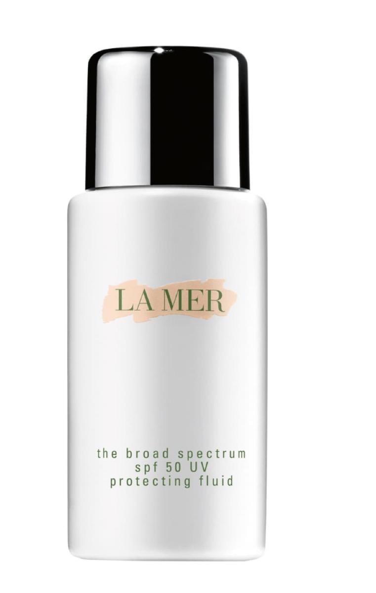 la mer broad spectrum spf, summer beauty products