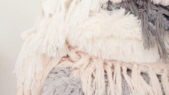 lauren conrad homeware collection fur throw