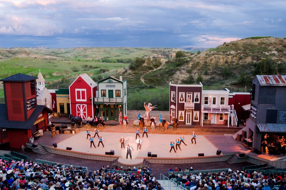 The Medora Musical in Medora North Dakota