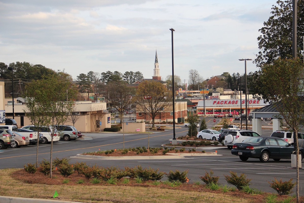 north druid hills georgia best and worst places in the U.S. to be LGBTQ