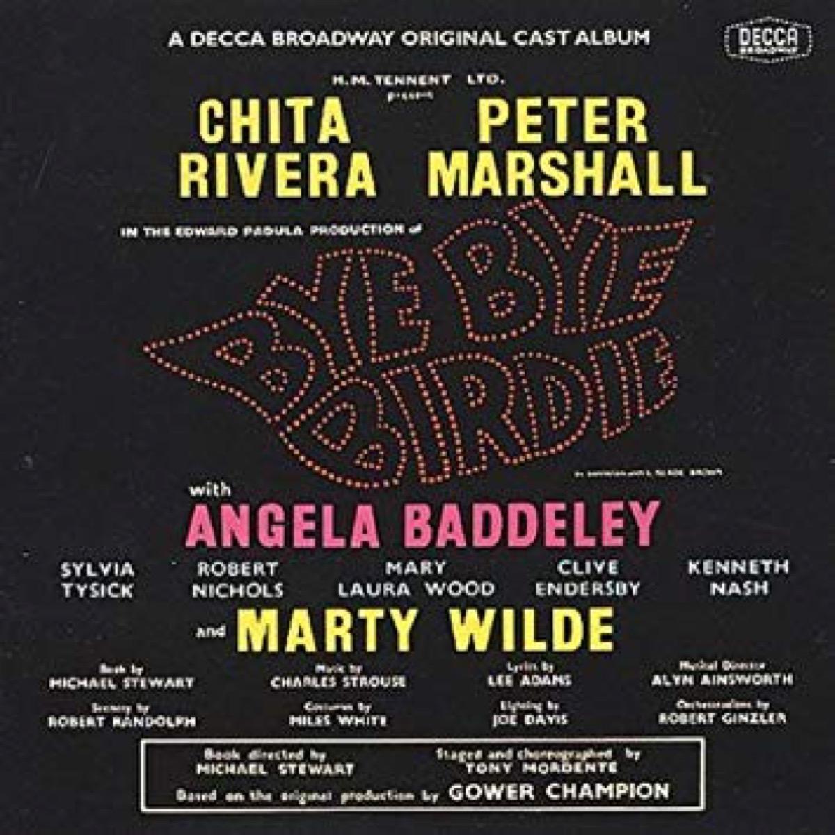 original cast recording for bye bye birdie