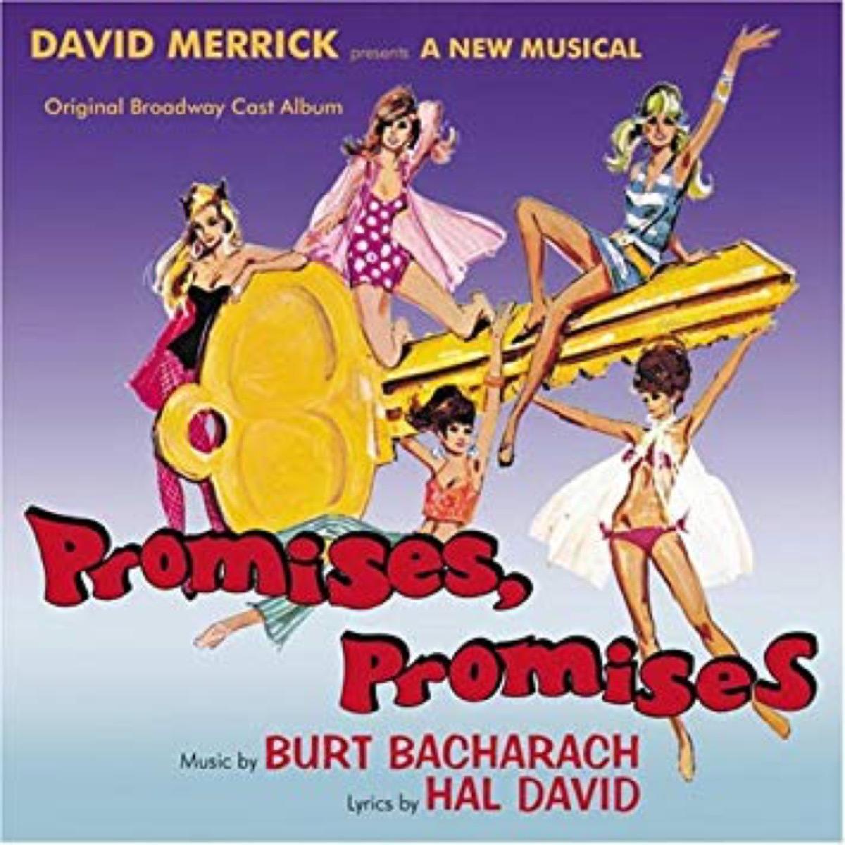 promises promises original cast recording for broadway