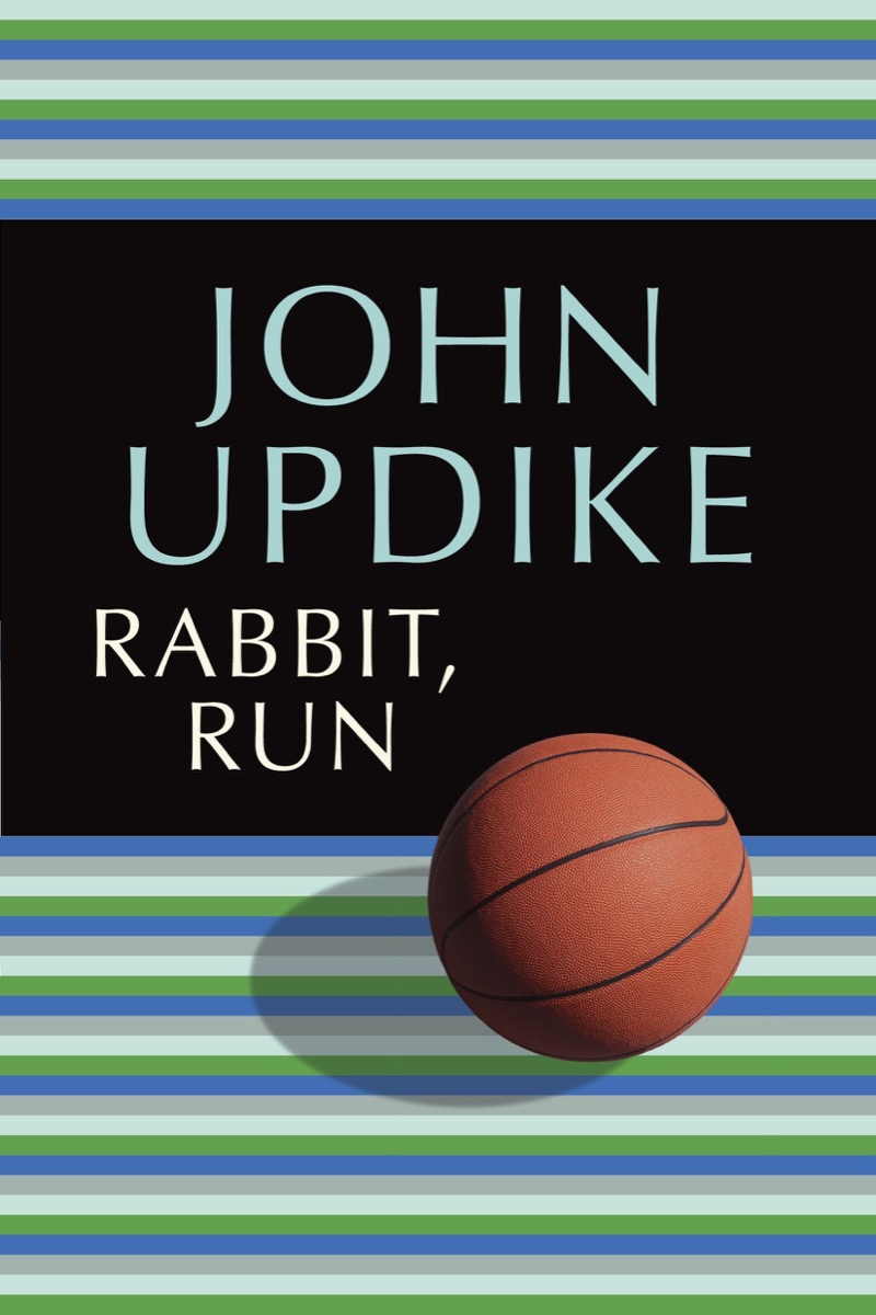 rabbit run book cover, father quotes