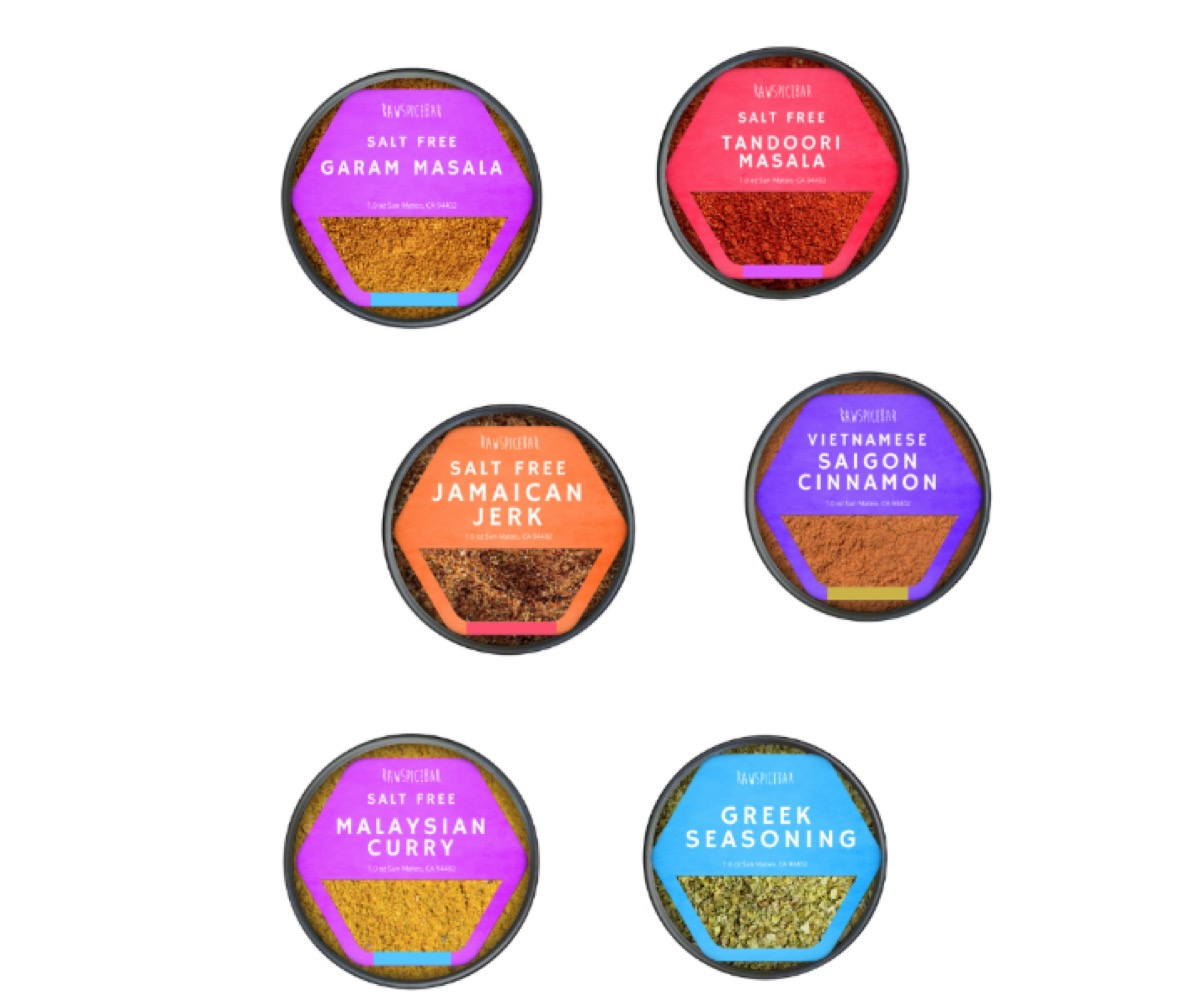raw spice bar collection, subscription boxes