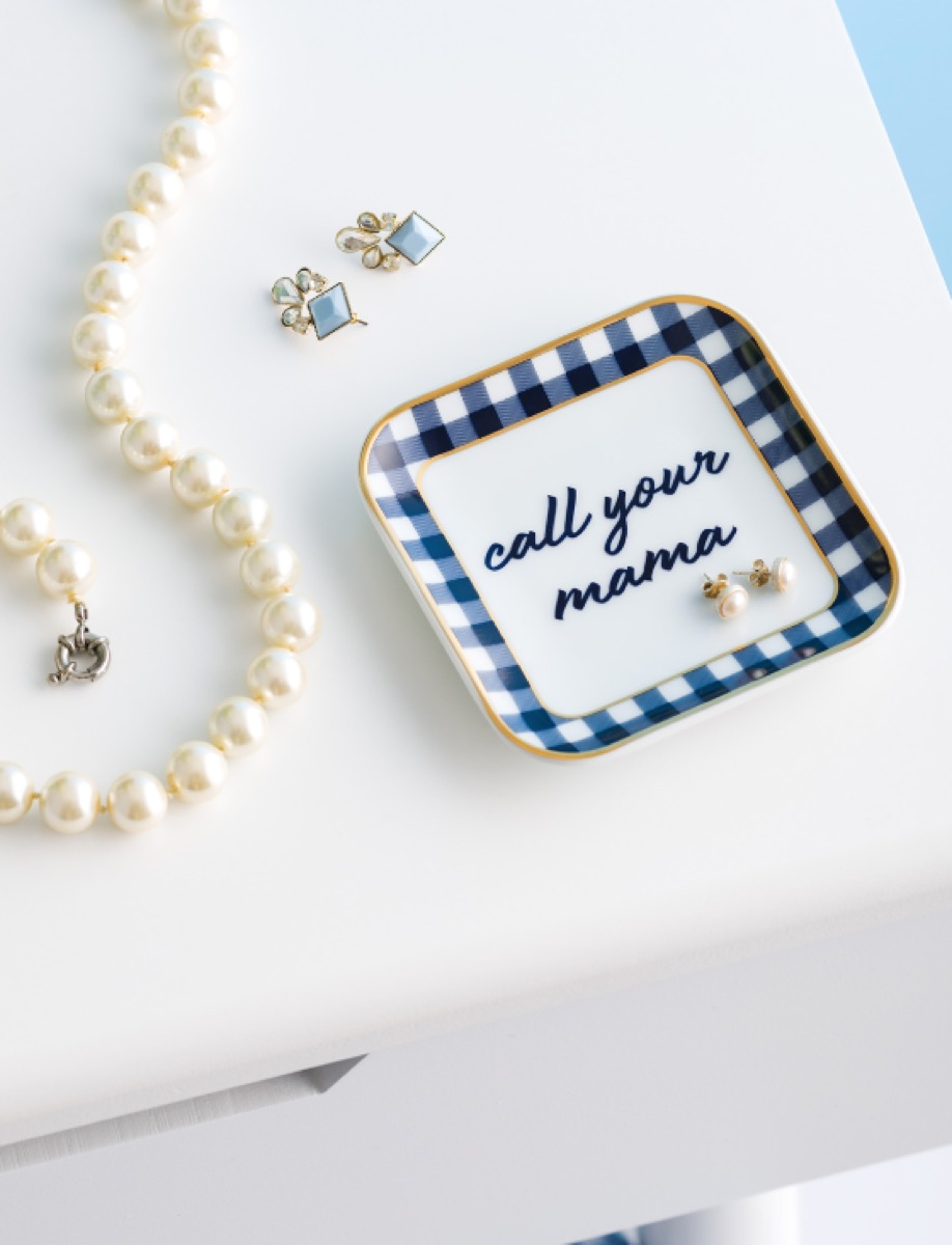reese witherspoon trinket tray, celebrity homeware
