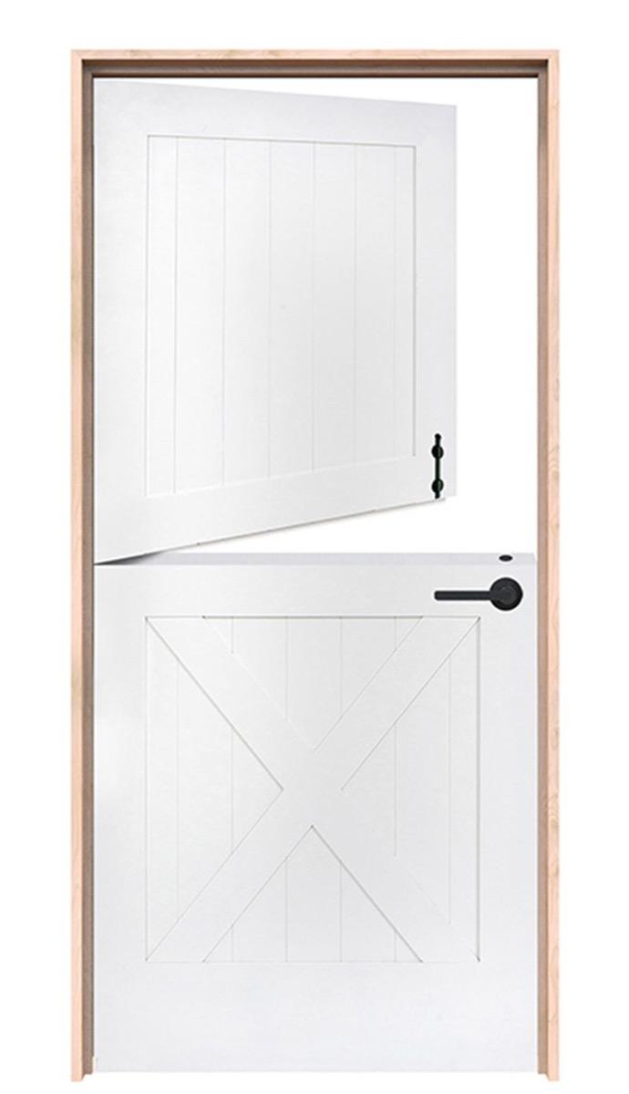 rustica dutch door vintage home features