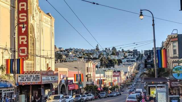 san francisco california best and worst places in the U.S. to be LGBTQ