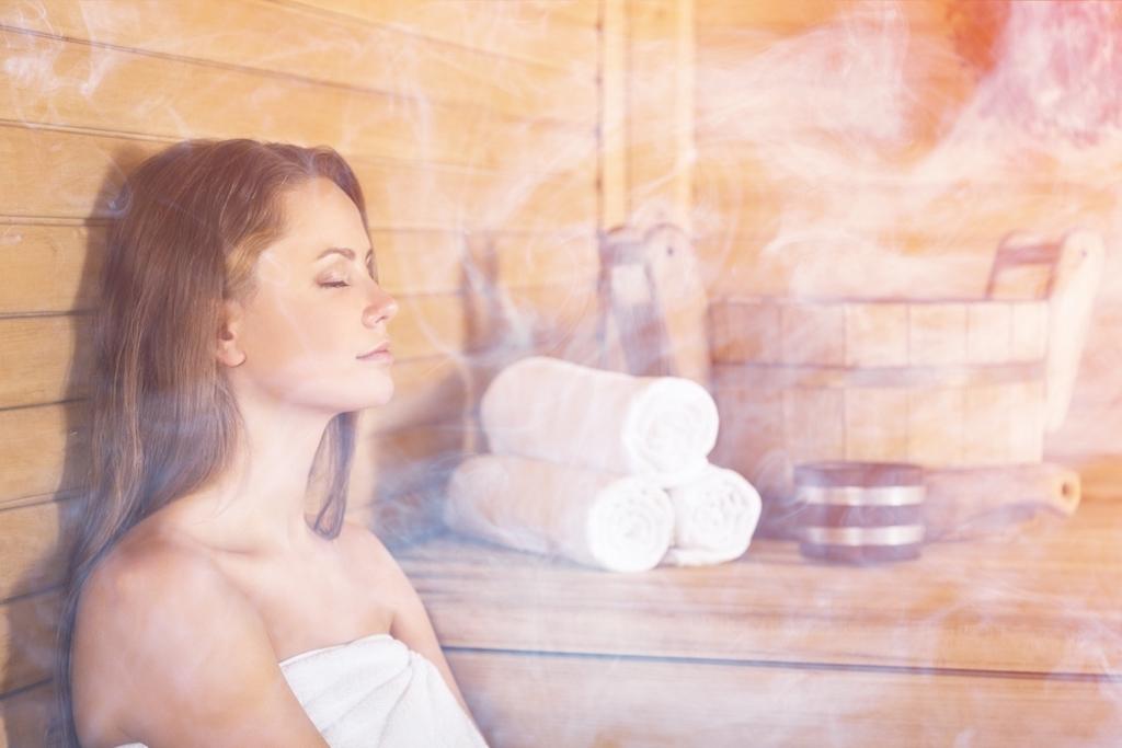 sauna has safe health benefits as workout, study says