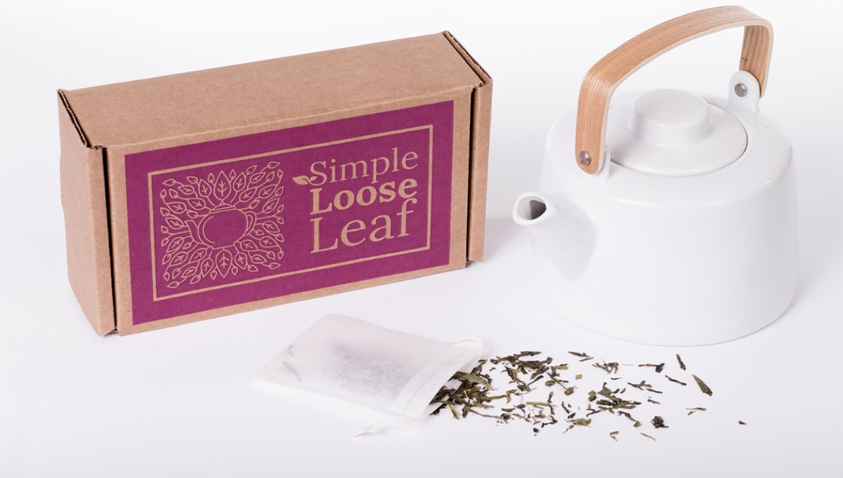 simple loose leaf tea subscription, subscription boxes