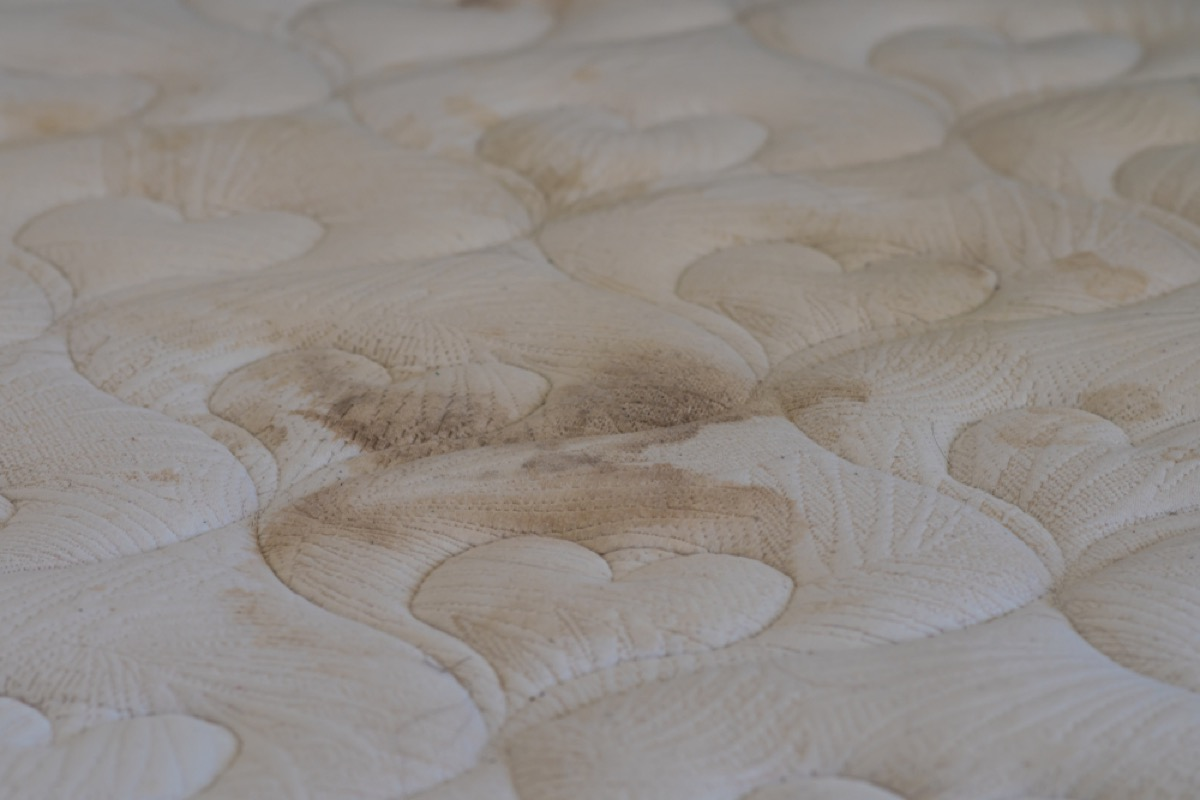 mattress with stains, new uses for cleaning products