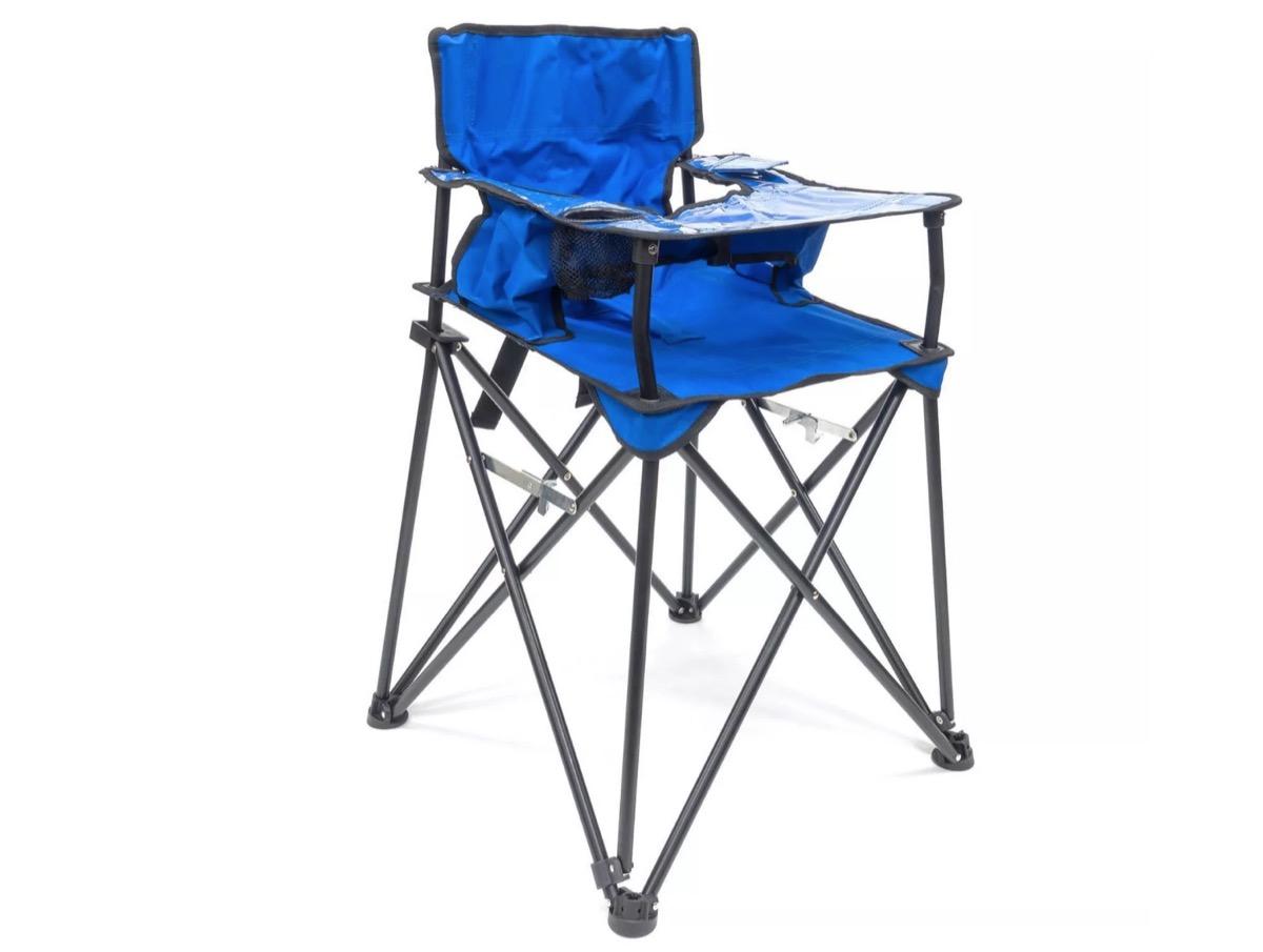 foldable high chair, target beach essentials