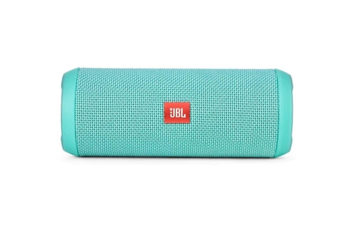 turquoise waterproof speaker target beach essentials