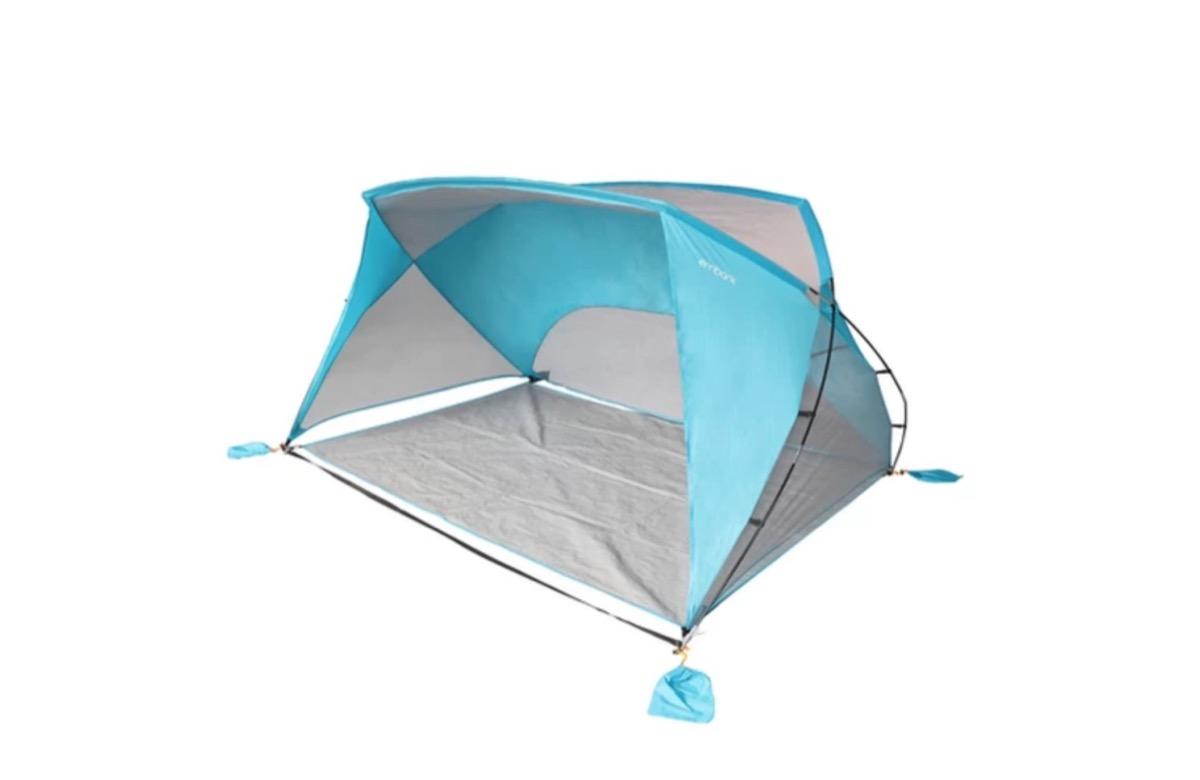 beach tent, target beach essentials