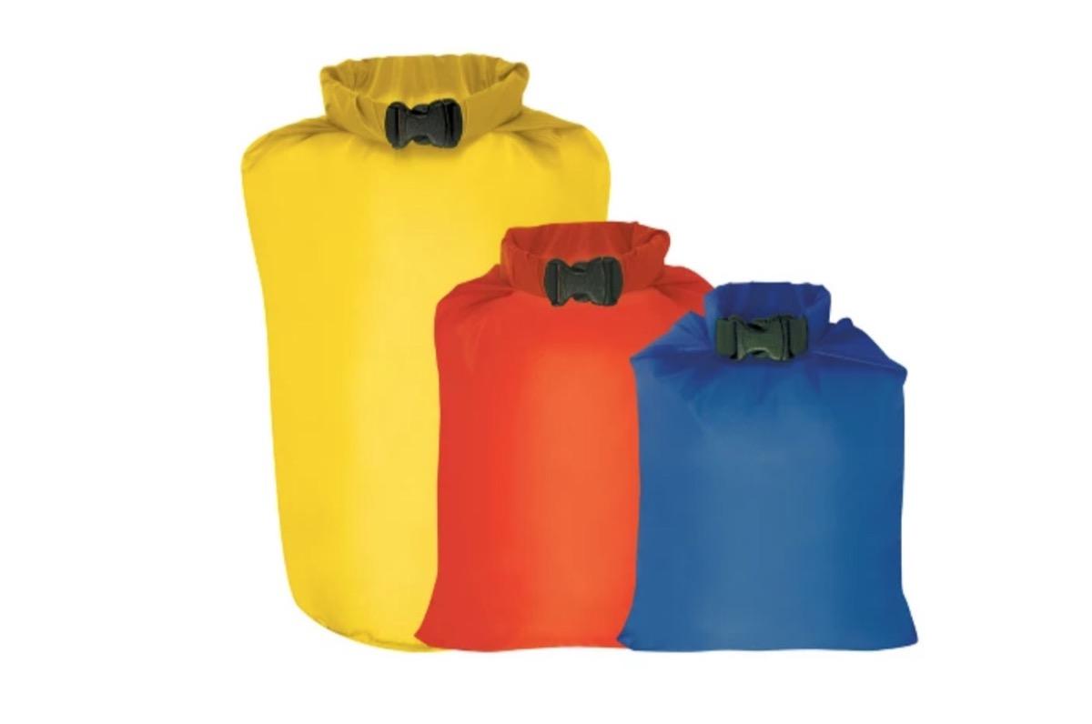 wet bags, target beach essentials