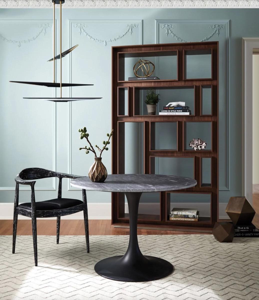 Jayson Home Tetris-Like Bookshelf Storage Furniture