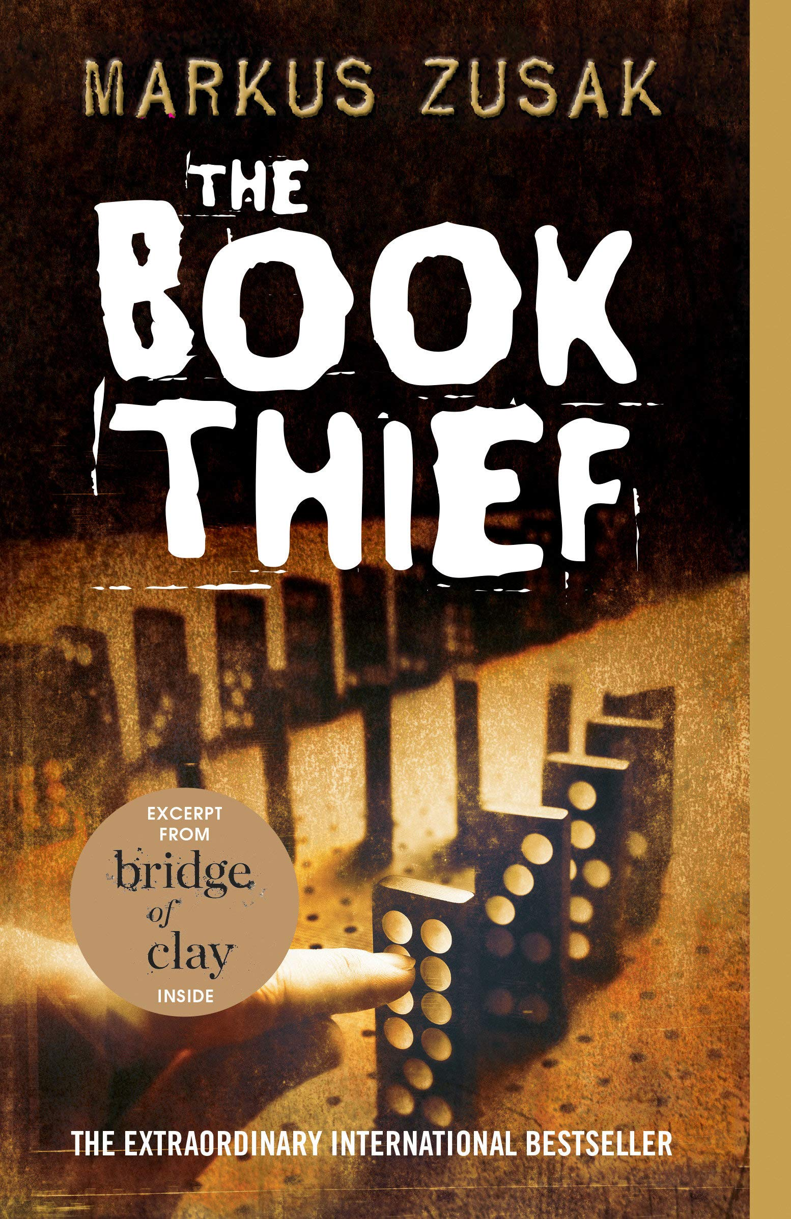the book thief book cover, father quotes