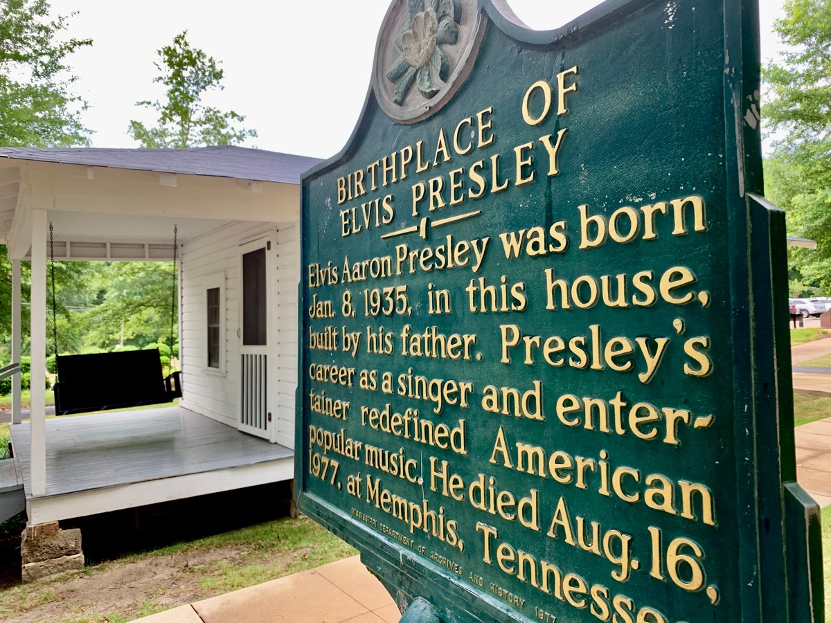 tupelo mississippi birthplace of elvis presley fun things to do in every state this summer