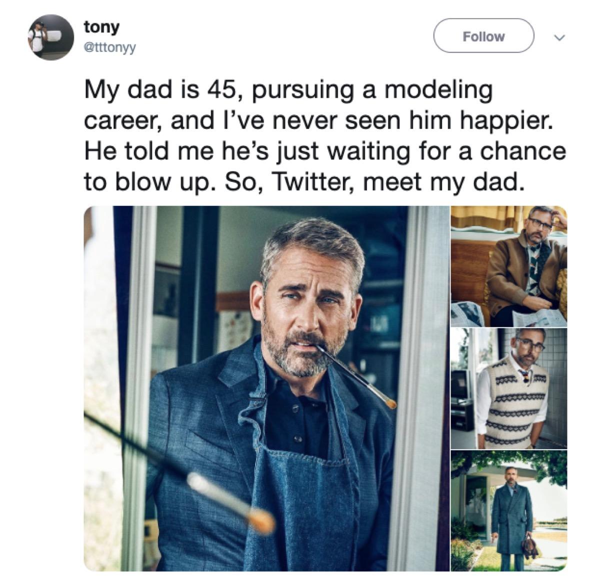 twitter meet my dad, 2019 memes